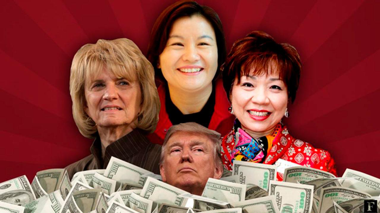8 mujeres emprendedoras más ricas que Donald Trump
