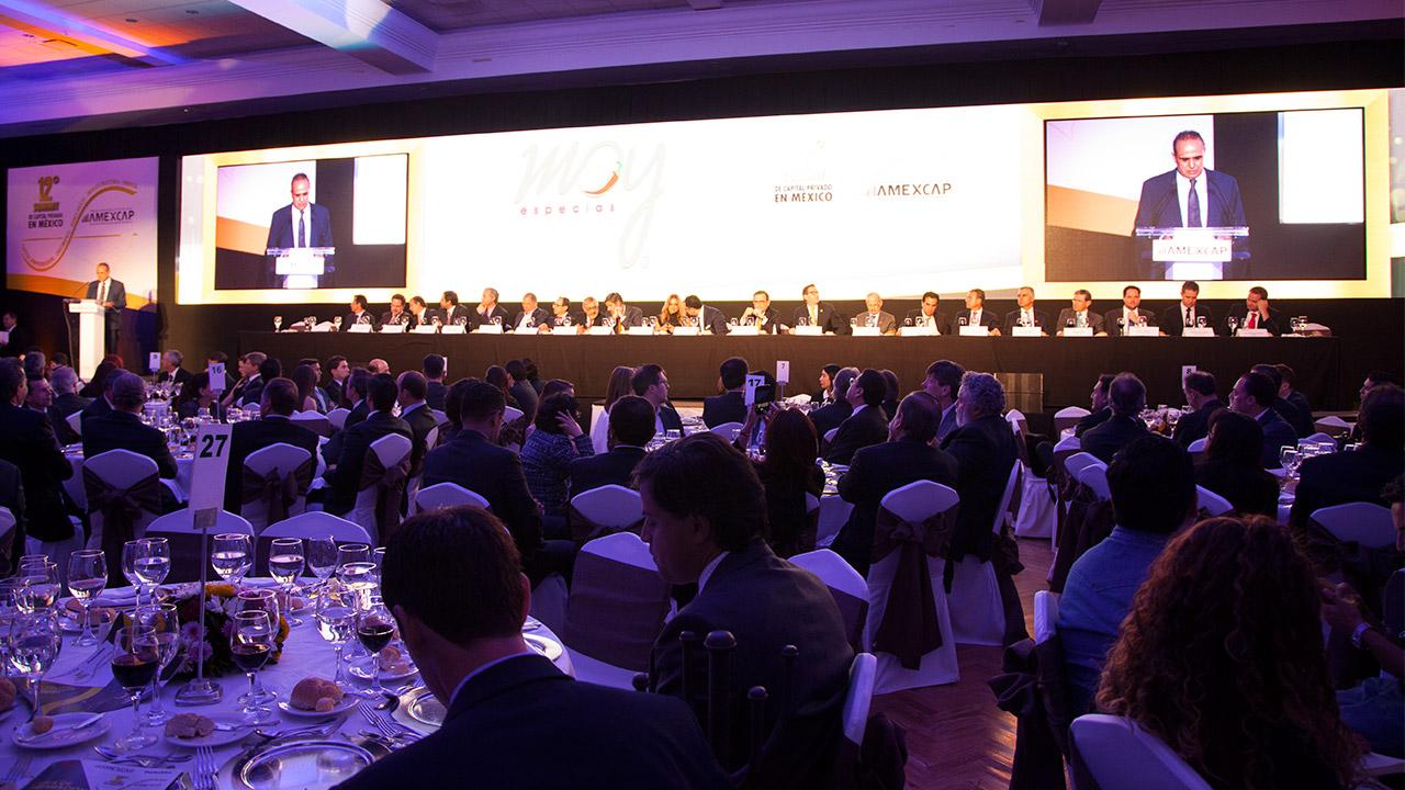 Inversiones del capital privado en México no cambian con un tuit: Amexcap