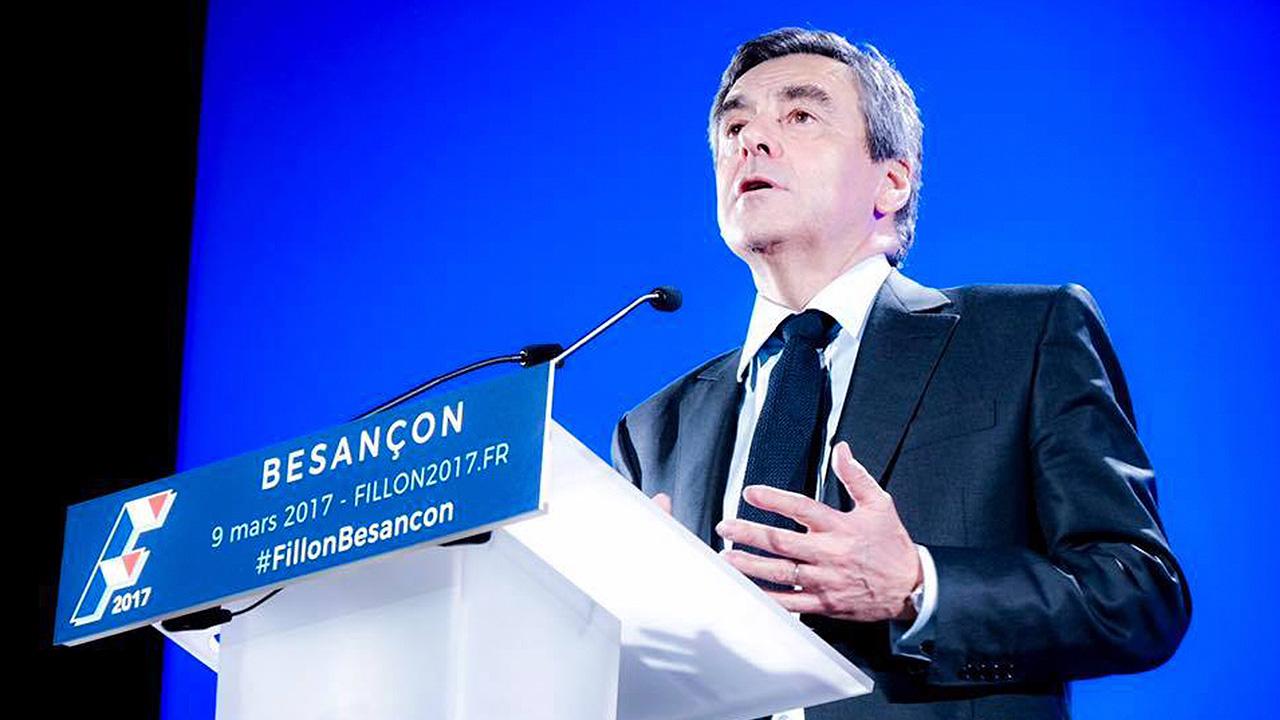 Candidato presidencial francés es investigado por corrupción