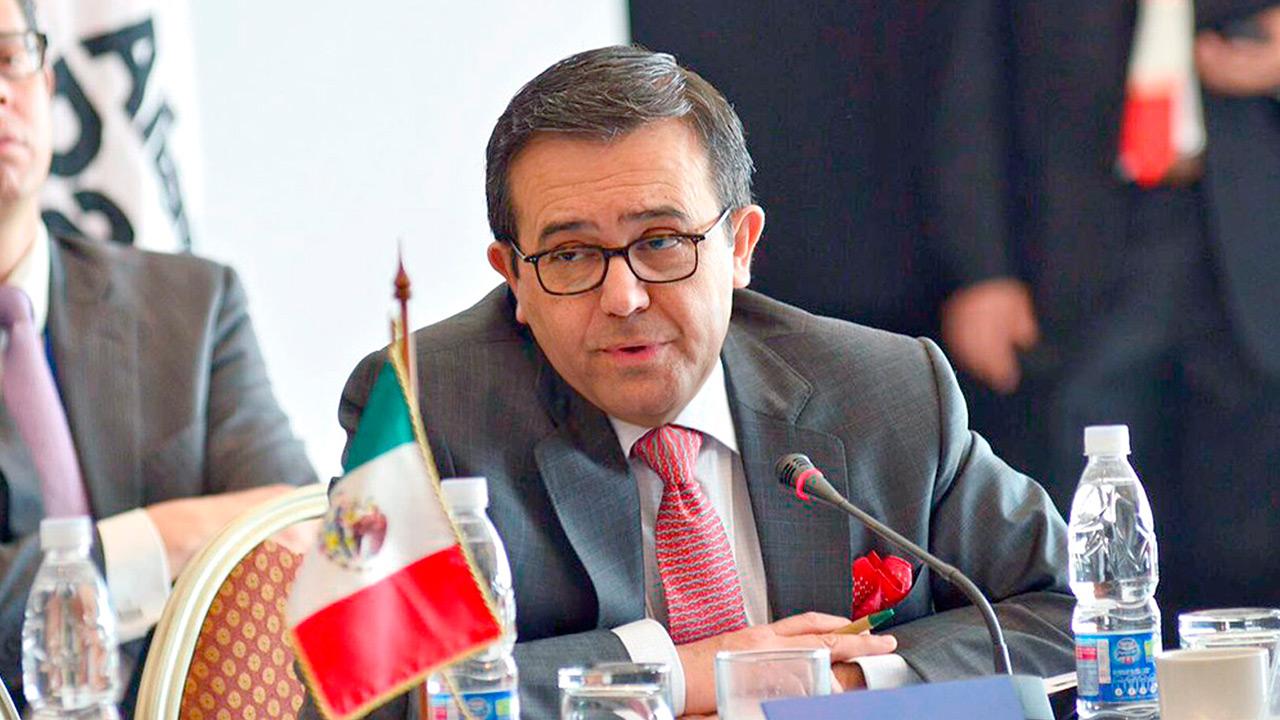 México debe negociar pronto con países asiáticos: Guajardo