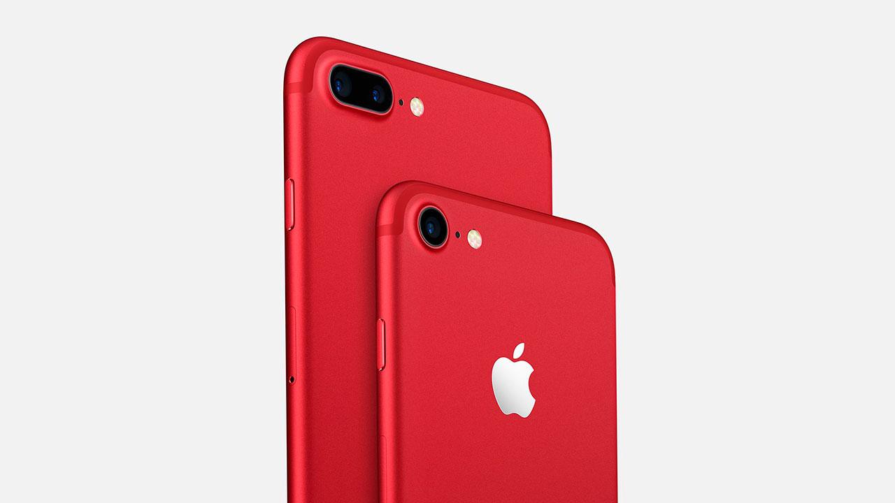 El iPhone rojo podría ayudar a Apple a conquistar China