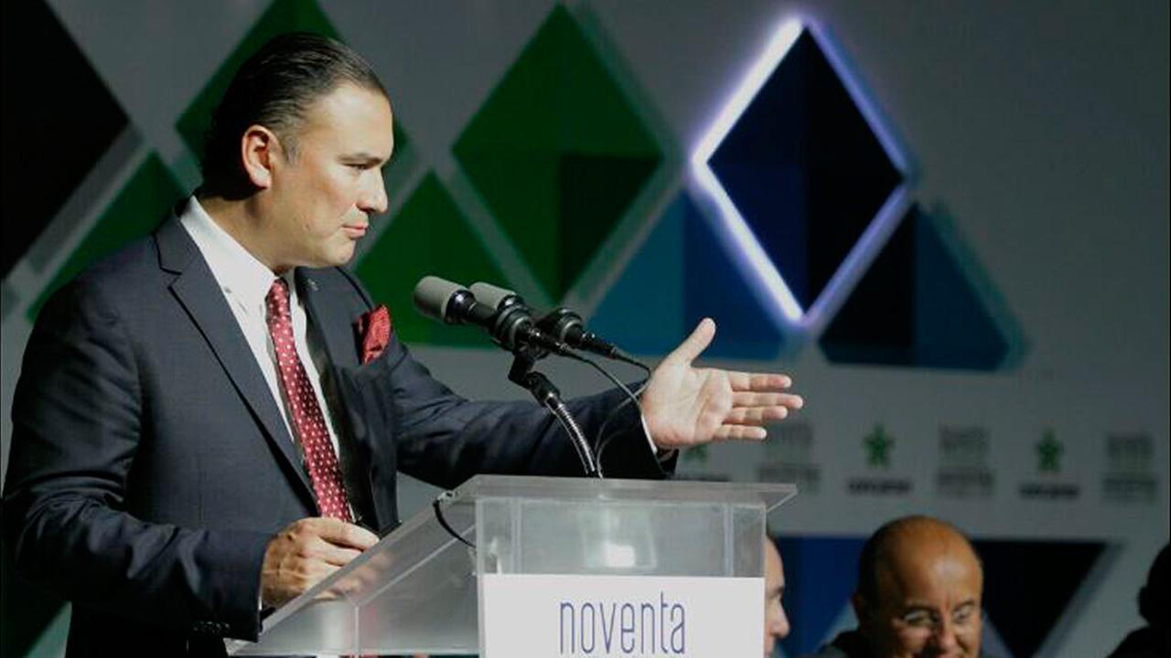 Manuel Herrera es reelegido como presidente de la Concamin