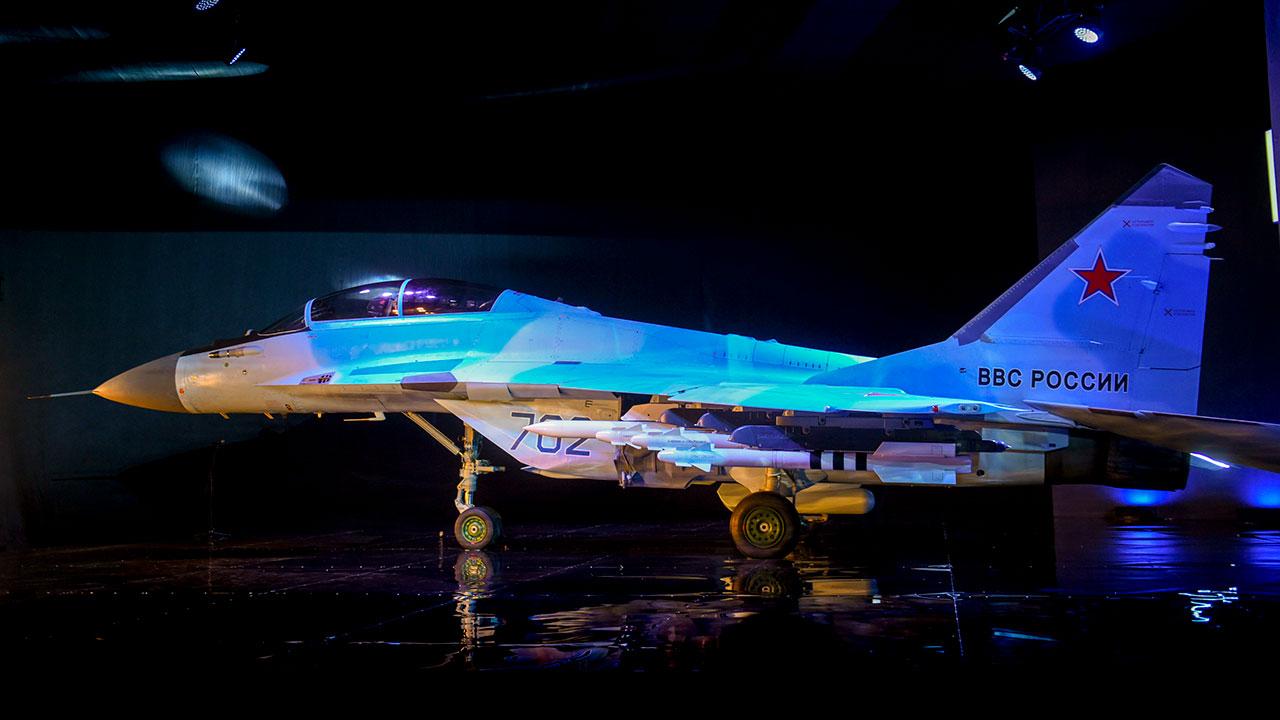 Rusia quiere que la Fuerza Aérea Mexicana vuele su caza de última generación