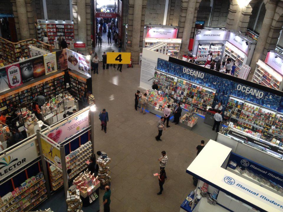La feria que gana 52 mdp vendiendo libros
