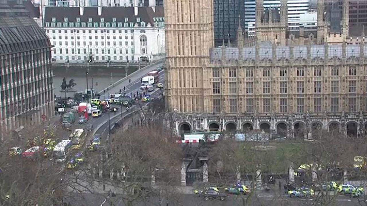 Policía británica dice que tiroteo en Parlamento fue 'terrorismo'