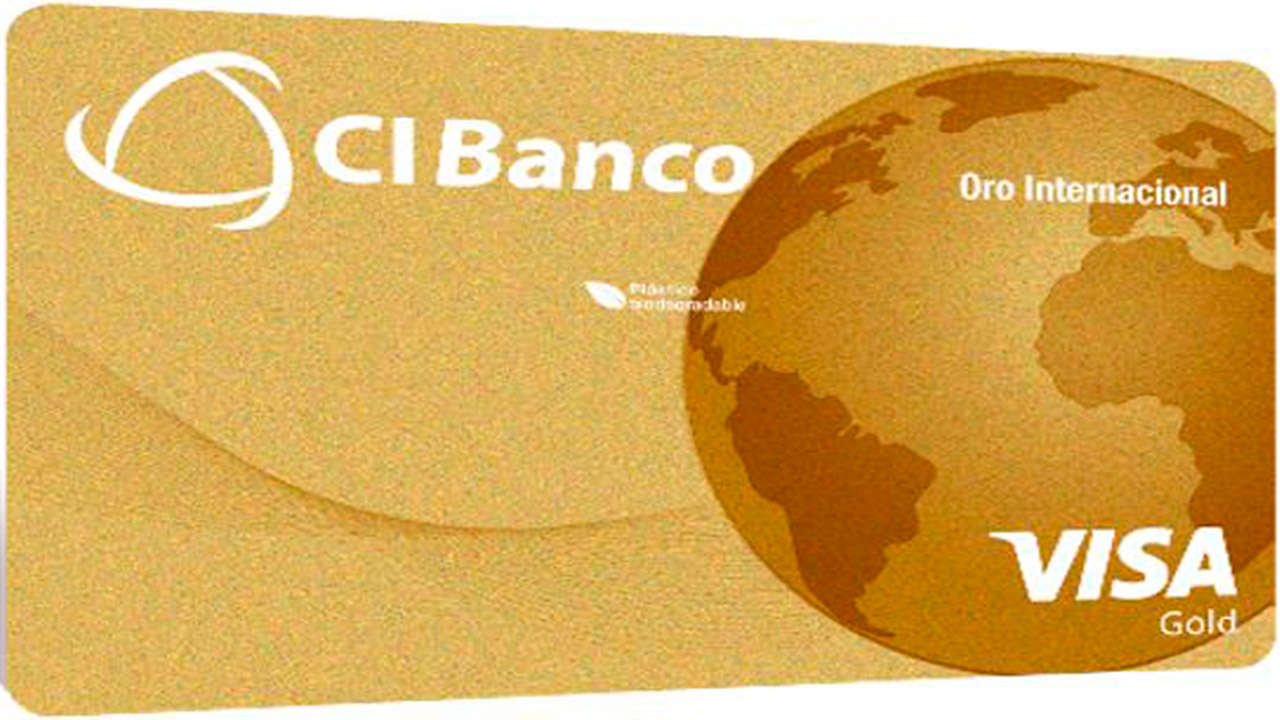 CIBanco presenta TDC biodegradable y de la mano de Visa