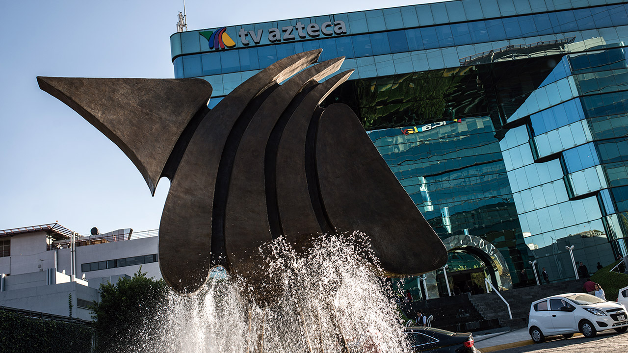 TV Azteca disminuye deuda en 42.5 mdd